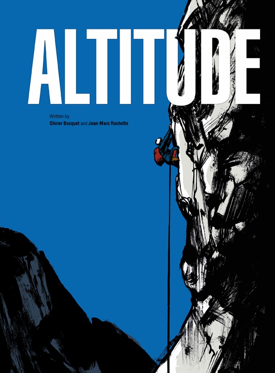 Altitude by Olivier Bocquet and Jean-Marc Rochette