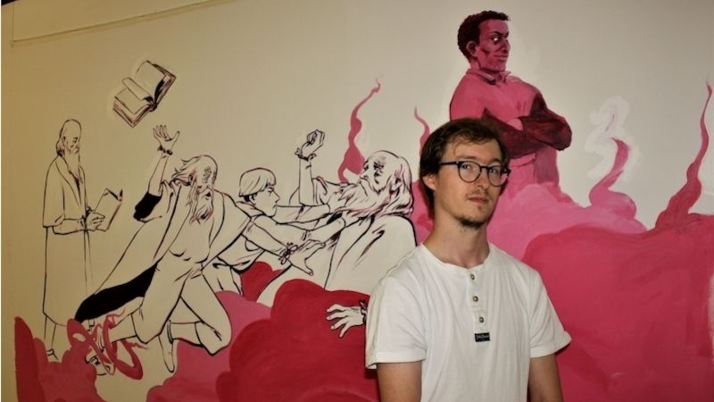 Comics made this year's priority of the Czech Literary Centre