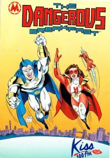 Marvel UK - The Dangerous Breakfast (1994)
