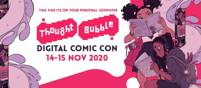 Thought Bubble Festival - Digital for 2020