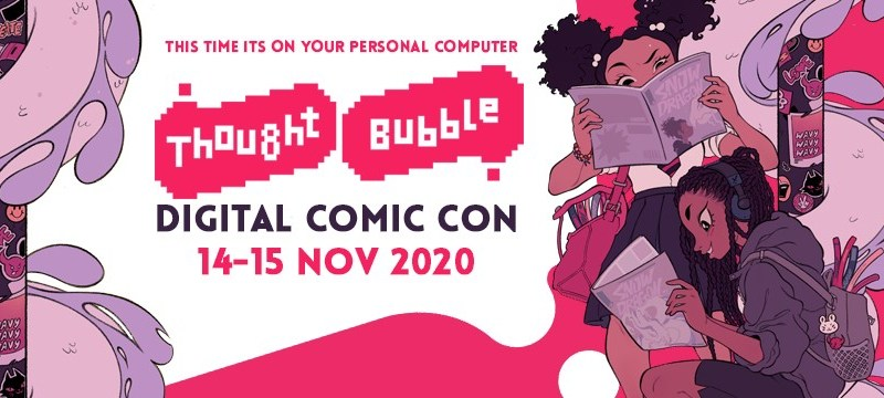 Thought Bubble Festival goes digital for 2020