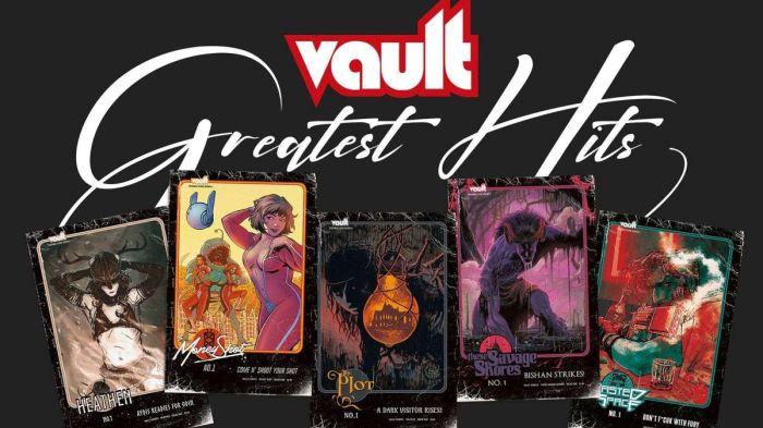 Vault Comics Greatest Hits