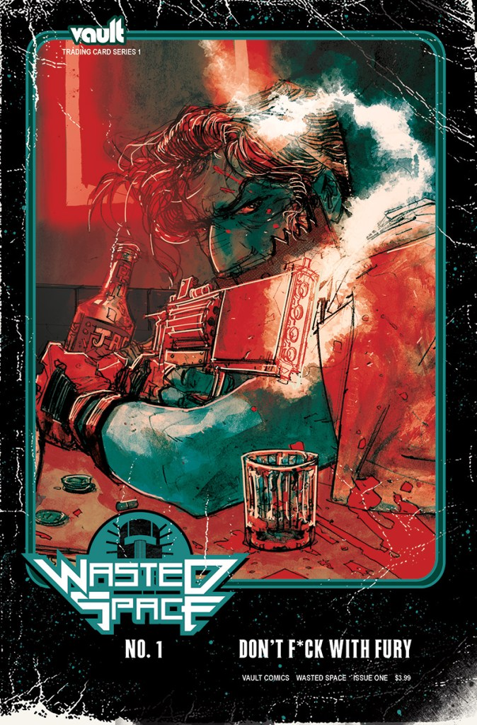 """Vault Comics """"Greatest Hits"""" - Wasted Space #1"""
