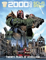 2000AD Sci-Fi Special: Twenty Years of Rebellion
