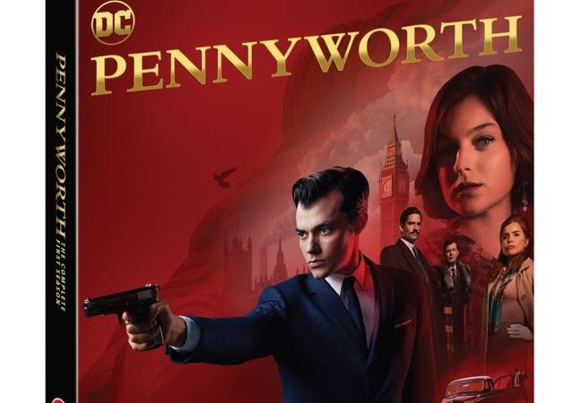 Pennyworth: The Complete First Season out on Blu-Ray, DVD on Monday