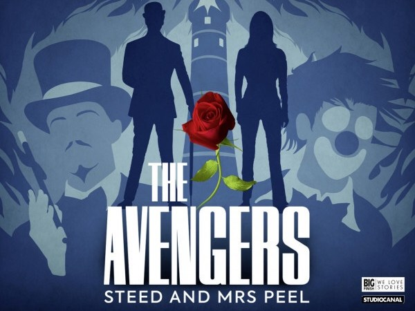 Big Finish release more The Avengers: The Comic Strip Adaptations