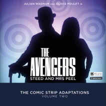 The Avengers: The Comic Strip Adaptations Volume 02: Steed & Mrs Peel