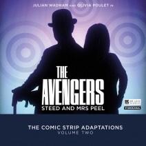 The Avengers: The Comic Strip Adaptations Volume 02: Steed & Mrs Peel