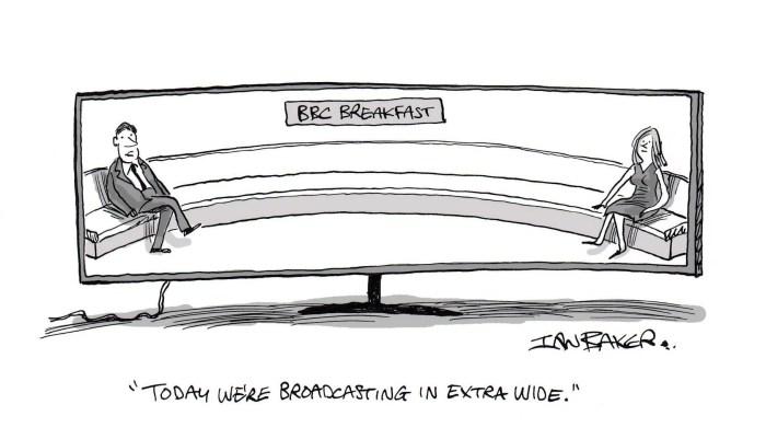 Lockdown Cartoon by Sunil Agarwal and Ian Baker
