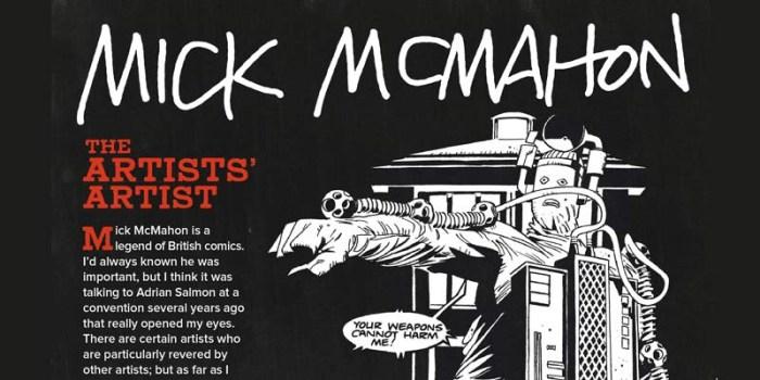 Vworp! Vworp! Compendium - Mick McMahon