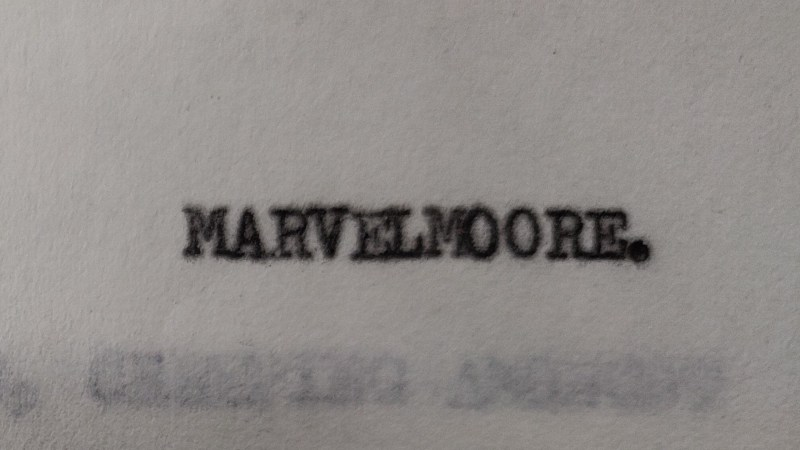 """Original Alan Moore """"Marvelman"""" scripts offered in Covid-19 fundraising auction for British comic shops hit by lockdown costs"""