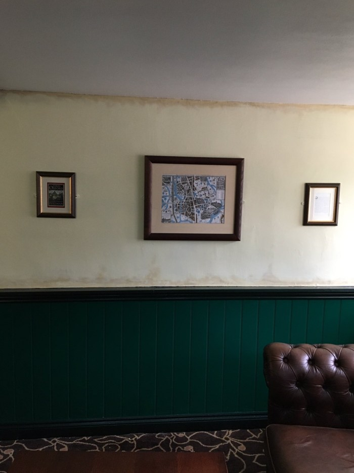 The 'Lyra' Room at the Jolly Farmers, Oxford​