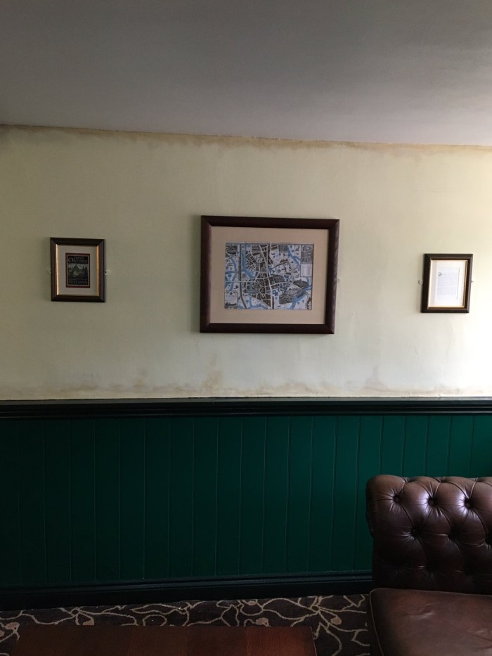 The 'Lyra' Room at the Jolly Farmers, Oxford