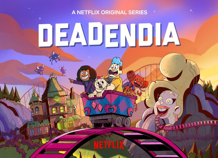 DeadEndia - Netflix