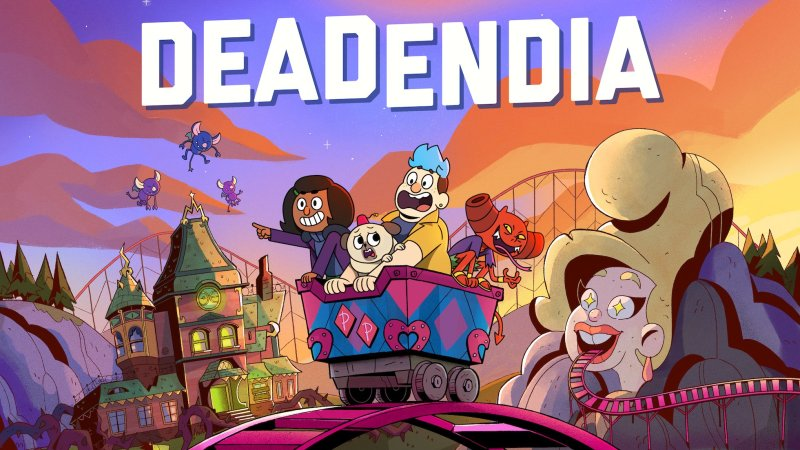"Breaking boundaries: Hamish Steele's ""DeadEndia"" heads to Netflix"