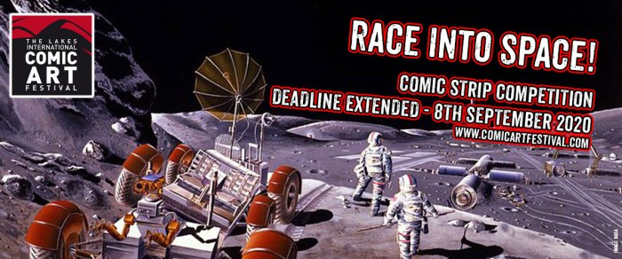"LICAF - ""Race into Space"" Challenge - Extended Deadline"