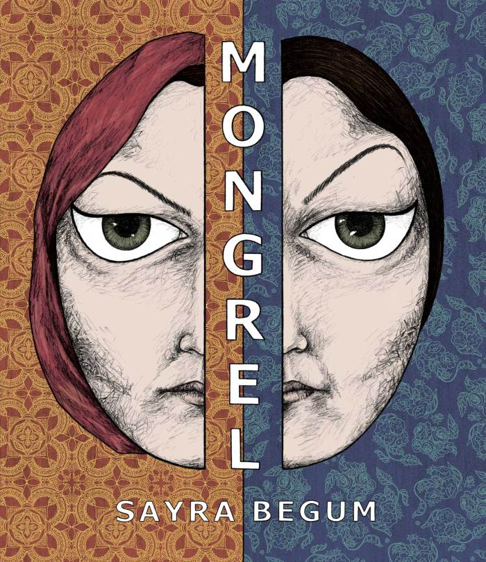 Mongrel by Sayra Begum - Final Cover