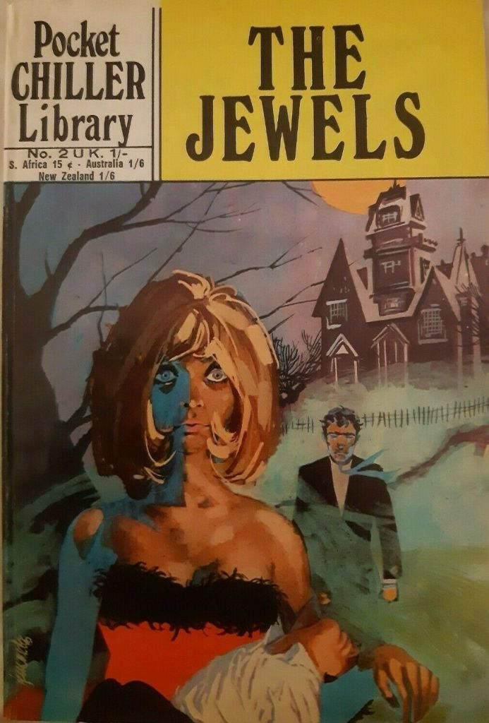 Pocket Chiller Library No. 2 - The Jewels