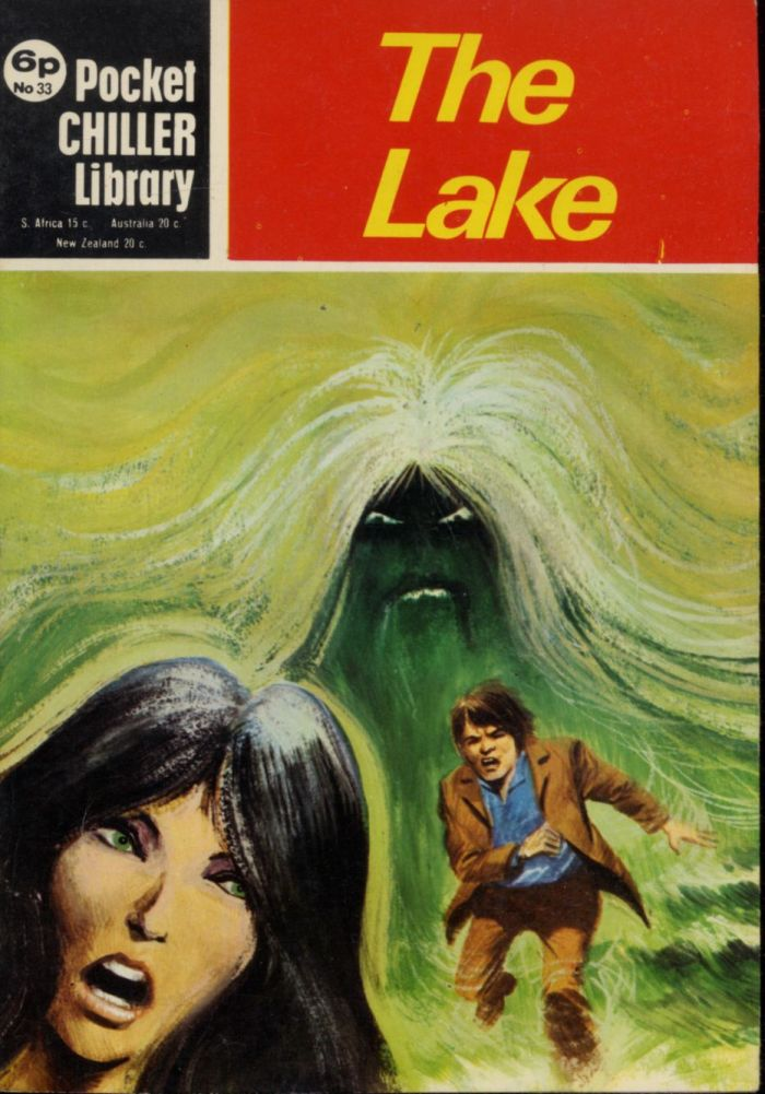 Pocket Chiller Library No. 33 - The Lake