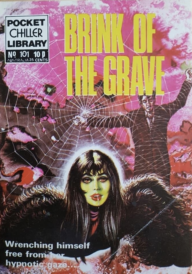 Pocket Chiller Library No. 101 - Brink of the Grave