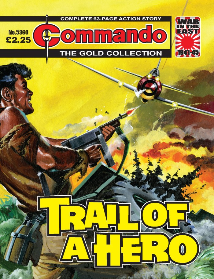 Commando 5360: Gold Collection: Trail of a Hero