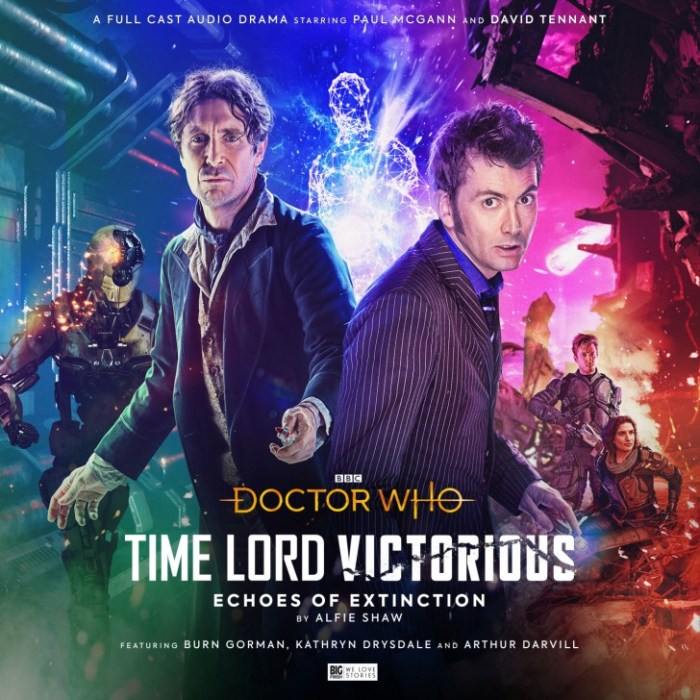 Doctor Who: Time Lord Victorious - Echoes of Extinction