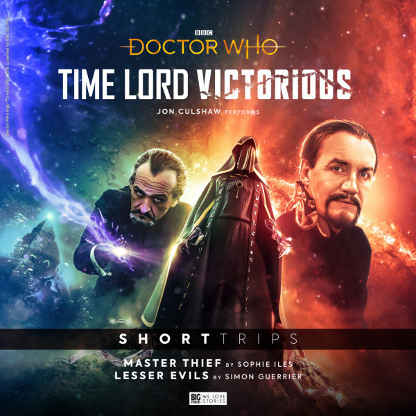 Doctor Who - Time Lord Victorious: Short Trips: Master Thief / Lesser Evils