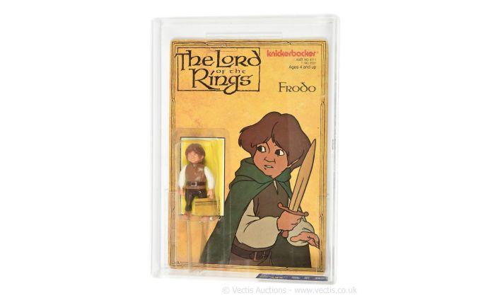 Knickerbocker Lord of the Rings 1979 Frodo figure
