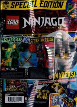 Lego Specials Magazine Issue LEGACY 6