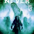 Never Never #1 - Cover