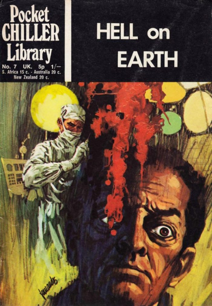 Pocket Chiller Library 7 - Hell on Earth