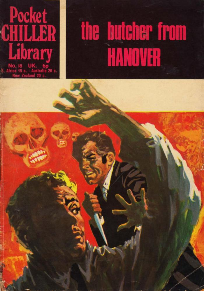 Pocket Chiller Library 18 - The Butcher from Hanover