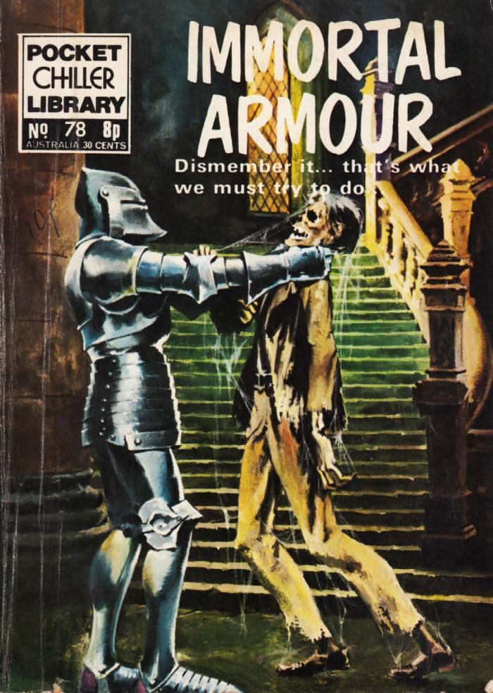 Pocket Chiller library 78 - Immortal armour