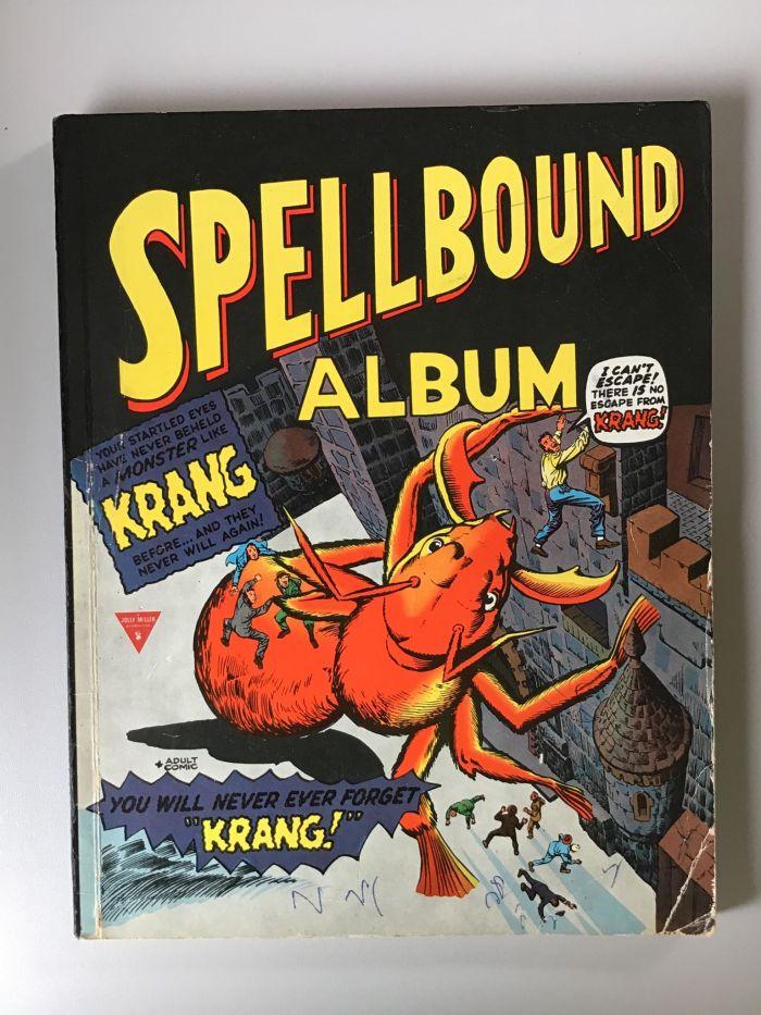 1964 Spellbound album, published by L. Miller
