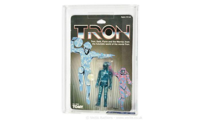 TOMY Tron 1982 Flynn figure