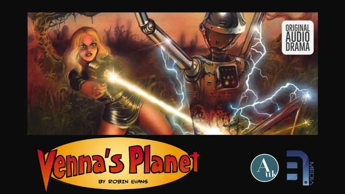 Venna's Planet - B7 Media Promotion