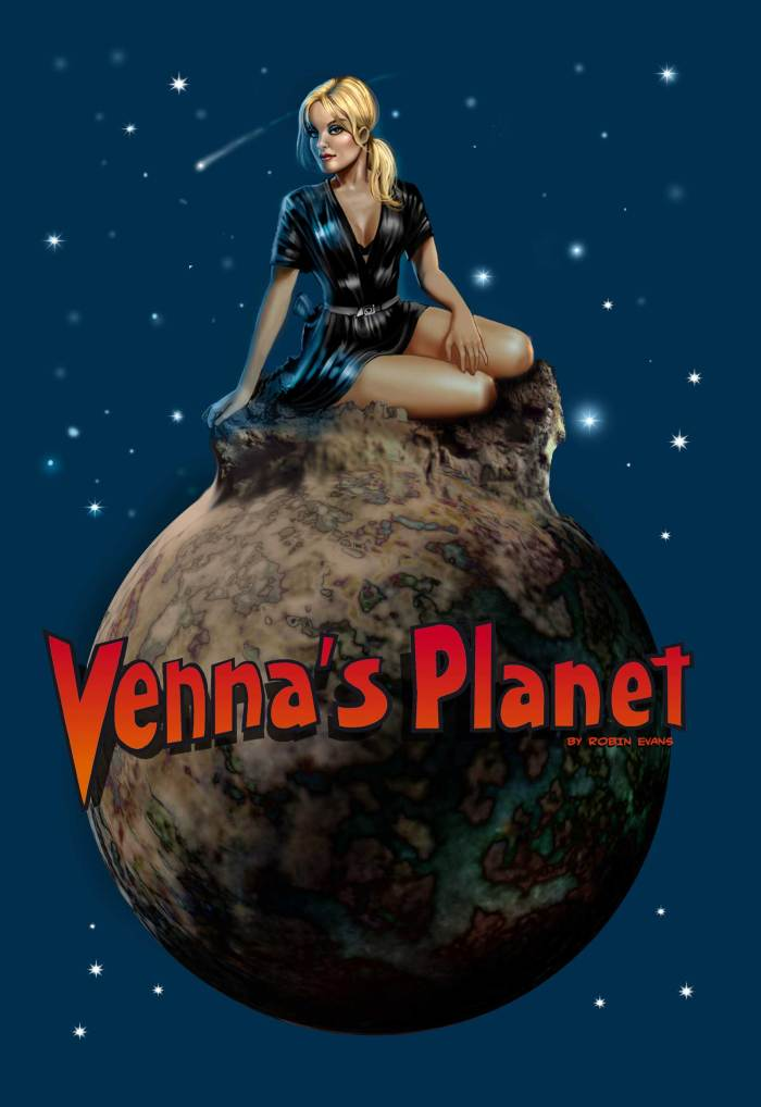 Venna's Planet - Promo