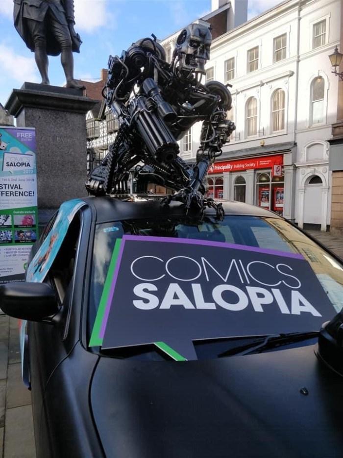 Comics Salopia 2019