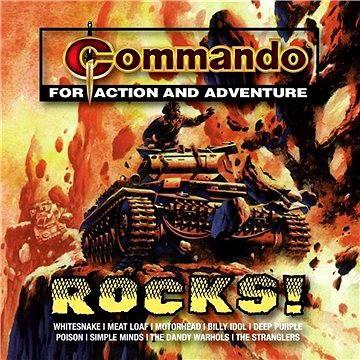 Commando Rocks Album (2012)