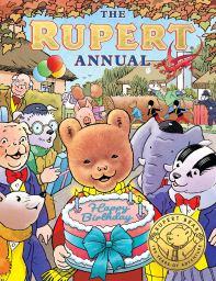 2021 Rupert the Bear Annual