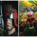 Rebellion Montage Late 2020 - 2000AD, Judge Dredd