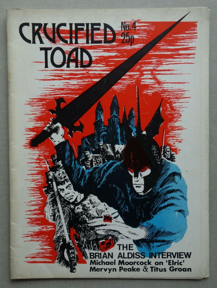 Crucified Toad Issue 4