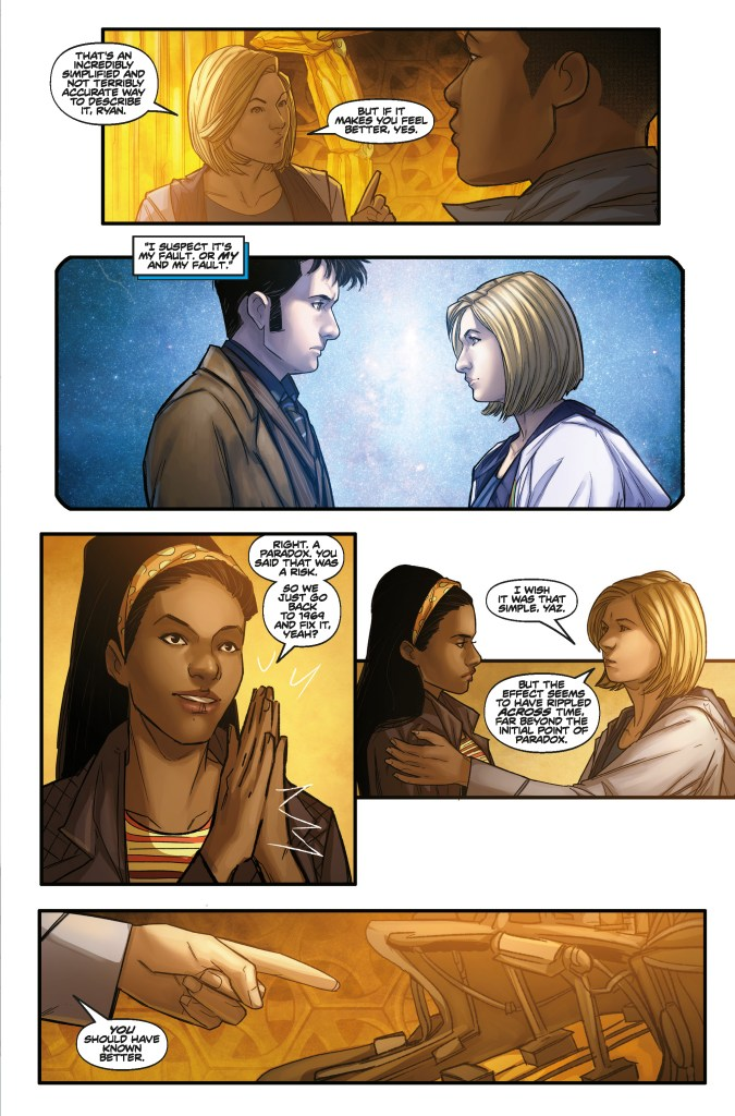 Doctor Who #1 - 2020 - Preview 3