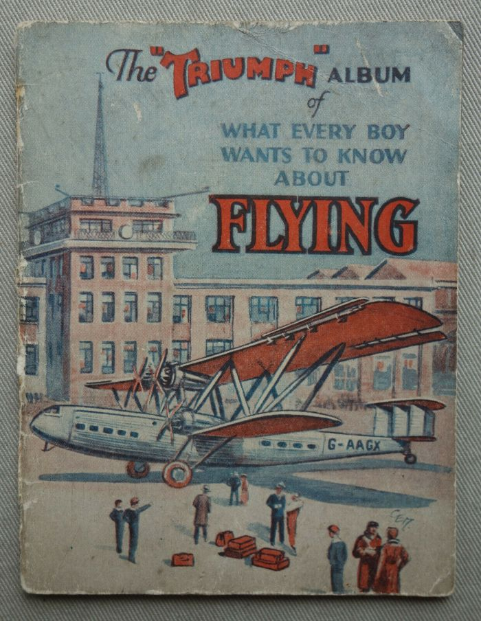 Triumph 1920 Free Gift - Guide to Flying