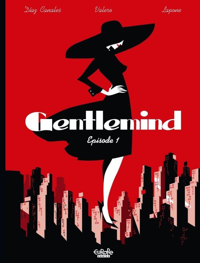Gentlemind Volume One - Cover