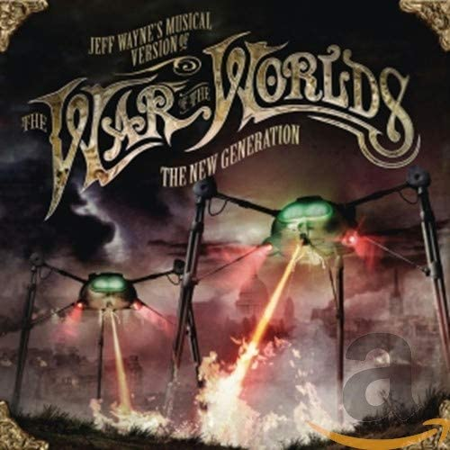 Jeff Wayne's The War of the Worlds - New Generation