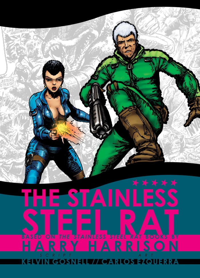 The Stainless Steel Rat (2010 Edition)