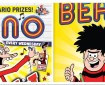 Beano and Beano Annual 2021 Montage