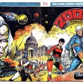 2000AD - Stainless Steel Rat Wraparound Cover by Carlos Ezquerra