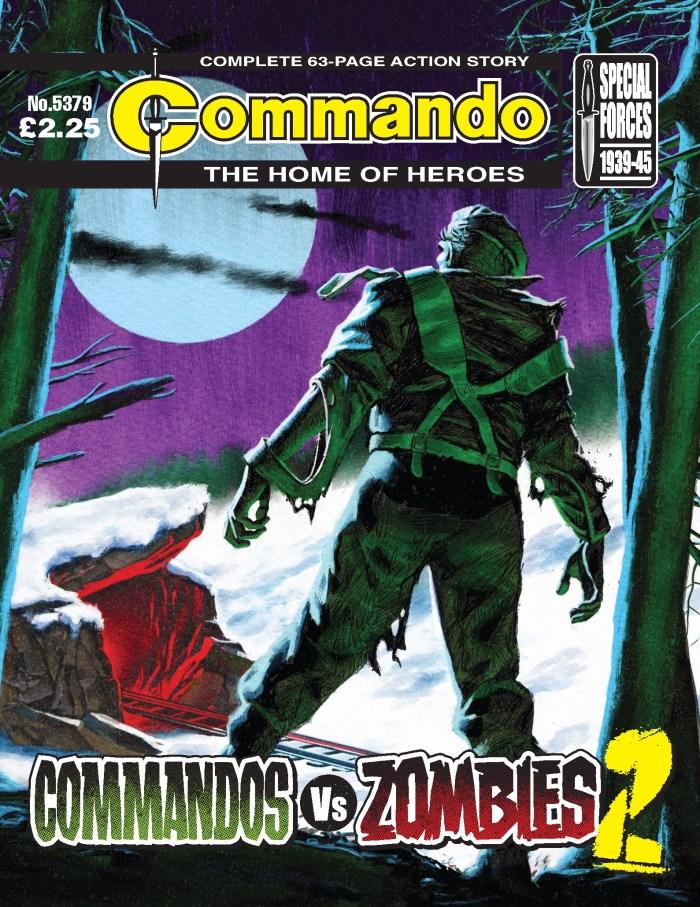 Commando 5379: Home of Heroes: Commandos vs Zombies 2